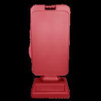 Gri-kırmızı Reklam Dubası 41X74