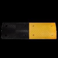 Reflektörlü Kauçuk Kasis Başlığı 30x15 cm
