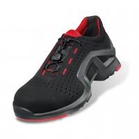 Uvex 8512 SRC Kompozit Burun Kevlar Ara Taban Süet İş Ayakkabısı
