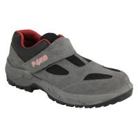 Pars 114 S1P Süet Çelik Burunlu-çelik tabanlı iş Ayakkabısı
